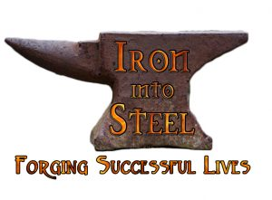 Iron into Steel